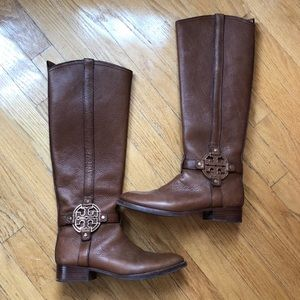 Women's Tory Burch boots.